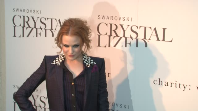 Evan Rachel Wood at the Blake Lively Hosts Grand Opening of Swarovski CRYSTALLIZED Concept Store at New York NY