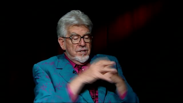 eve of 90th anniversary of armistice day: rolf harris interview; - doesn't know how well the record will sell / great to perform the song with a choir - choir stock videos & royalty-free footage