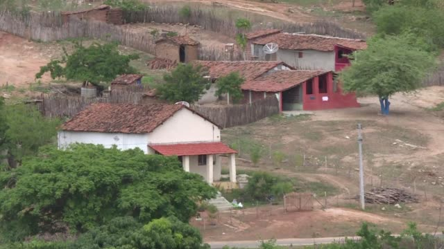 even as northeastern brazil suffers a devastating drought few remember a grim chapter of a past drought when the government forced mass internment of... - northeastern brazil stock videos and b-roll footage