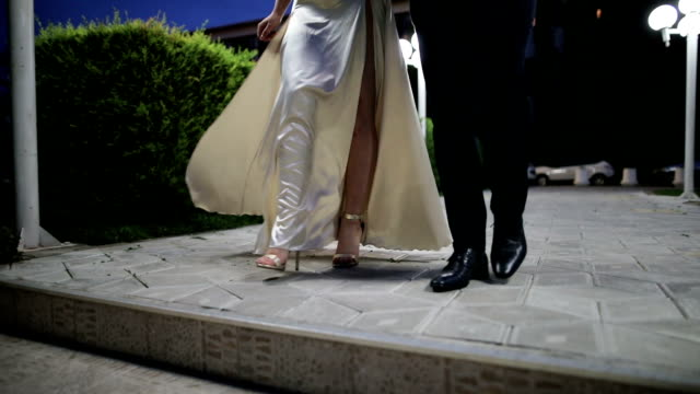 evening dresses - formal stock videos & royalty-free footage