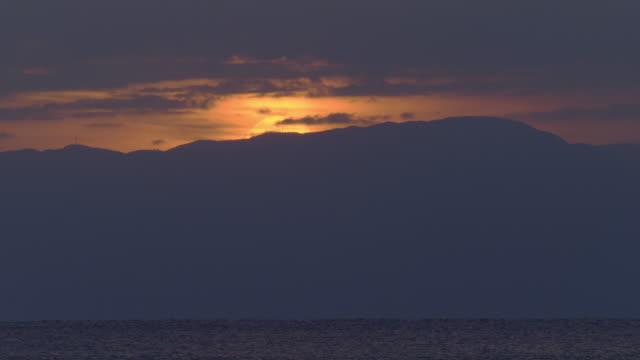 Evening of Shonan Coast