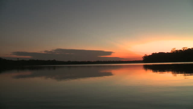 Evening on Amazon