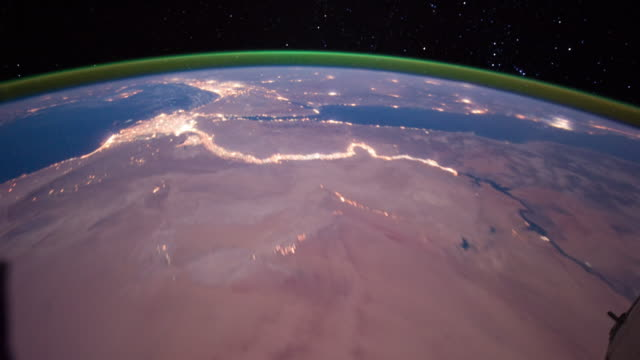 evening pass over the sahara desert and the middle east - sahara desert stock videos & royalty-free footage