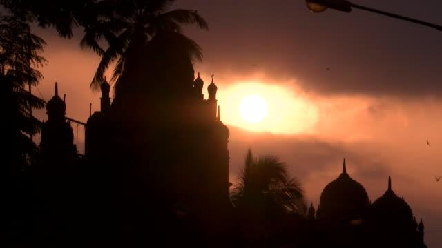 Evening shots of Mumbai India
