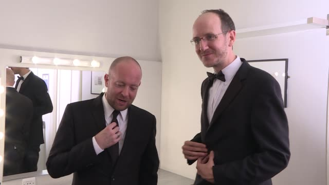 winners' room interviews John Tiffany and Jack Thorne interview SOT