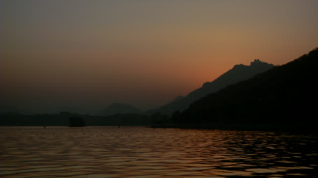 Evening Time Lapse in Udaipur