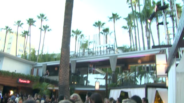 event at the mtv's 'the hills live a hollywood ending' series finale at hollywood ca - mtv点の映像素材/bロール