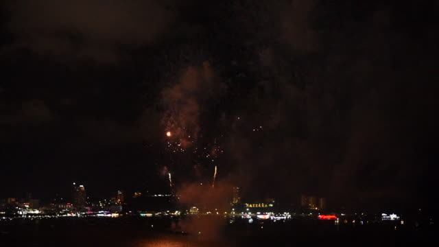 event, firework display - international cannes film festival stock videos and b-roll footage