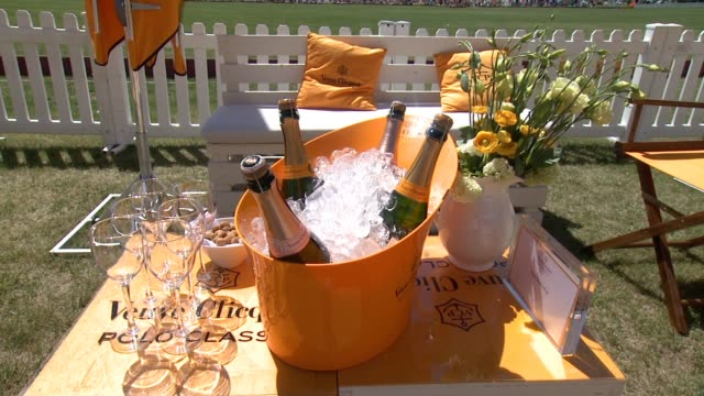 ATMOSPHERE event location at Seventh Annual Veuve Clicquot Polo Classic at at Liberty State Park on May 31 2014 in Jersey City New Jersey