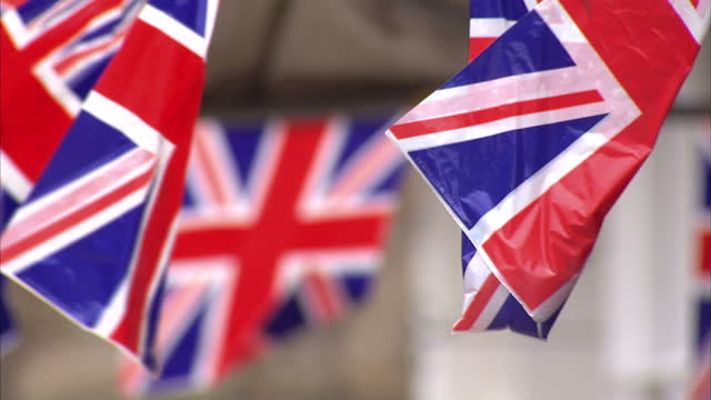 events are happening all over the country, including the village of marple bridge near manchester, sky's nick martin has been to find out if everyone... - diamond jubilee stock videos & royalty-free footage