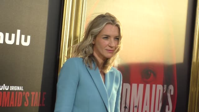 ever carradine at the premiere of hulu's 'the handmaid's tale' on april 25 2017 in hollywood california - ever carradine stock videos & royalty-free footage