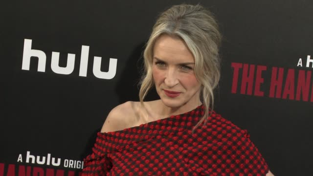 ever carradine at the the handmaid's tale season 2 premiere at tcl chinese theatre on april 19 2018 in hollywood california - ever carradine stock videos & royalty-free footage