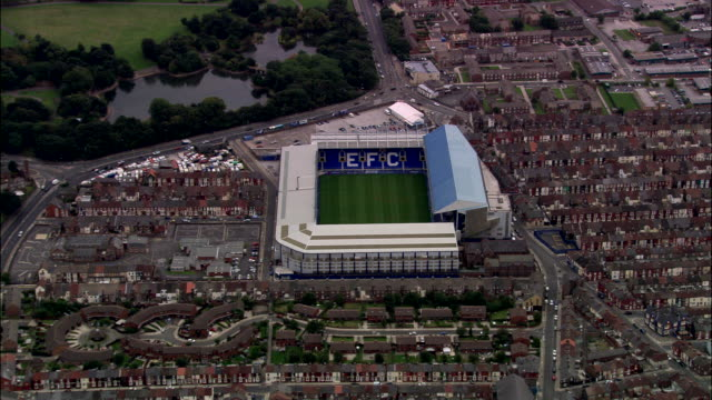 everton fc - liverpool england stock videos & royalty-free footage