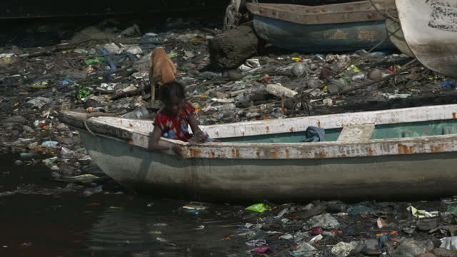 every day millions of bottles are thrown away without a thought with many ending up in our oceans and now scientists say it could be getting into our... - fluss themse stock-videos und b-roll-filmmaterial