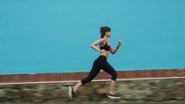 every run is progress - self discipline stock videos & royalty-free footage