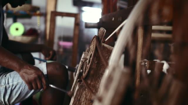 vídeos de stock e filmes b-roll de every spin of the wheel makes a difference - moçambique