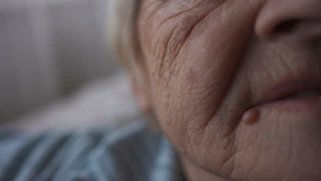 every wrinkle is a story - introspection stock videos & royalty-free footage
