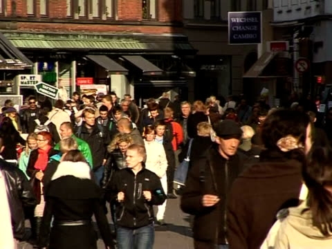 every year denmark comes out on top several annual surveys show that danes are the selfproclaimed happiest people in the world to outsiders it's a... - northern europe stock videos & royalty-free footage