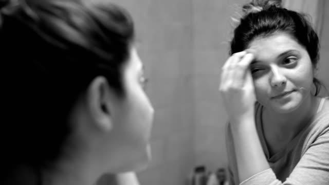 Jeden Tag Make-up-routine