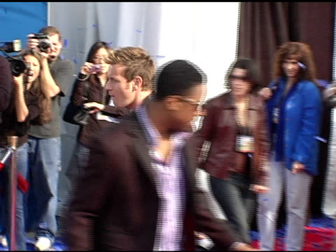ewan mcgregor at the 'robots' world premiere at the mann village theatre in westwood california on march 6 2005 - regency village theater stock videos & royalty-free footage