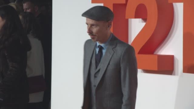 ewen bremner at 't2 trainspotting' world premiere on january 22 2017 in edinburgh scotland - ewen bremner stock videos & royalty-free footage
