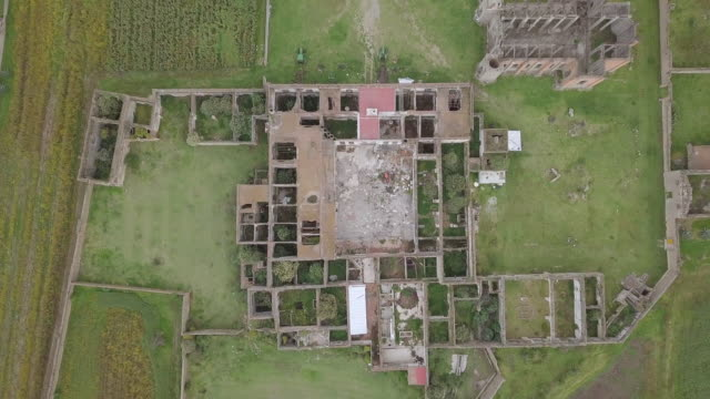 ex hacienda mazapa - rotten com stock videos and b-roll footage