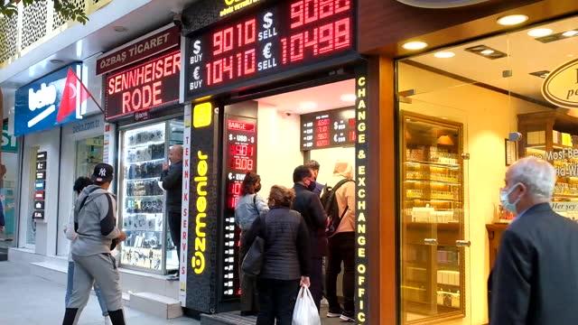 TUR: Turkish lira sets new record low