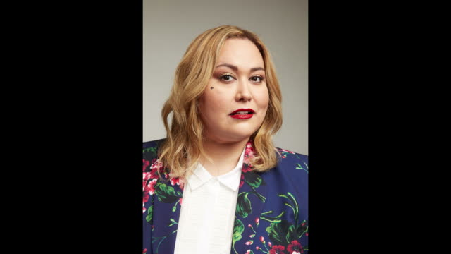 executive producer tanya saracho from the film vida poses for a portrait in the getty images portrait studio powered by pizza hut at the 2018 sxsw... - vida no mar stock videos & royalty-free footage