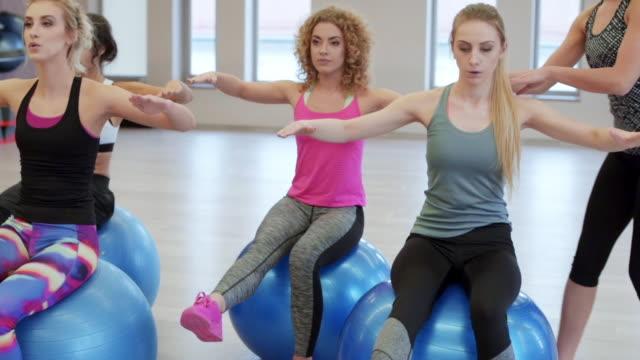 Exercise ball/ Debica/ Poland