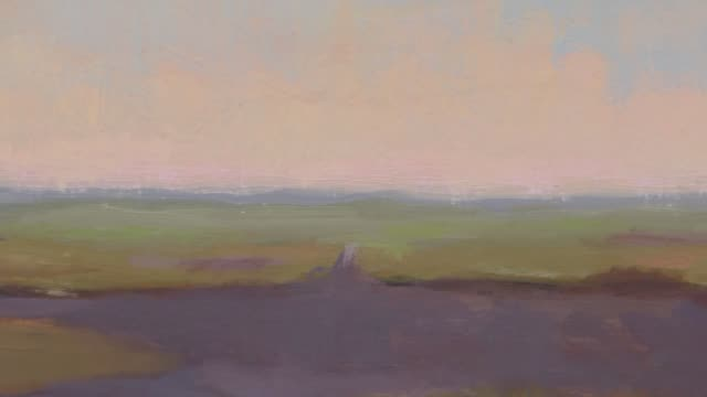 Exhibition showcasing art by medically discharged soldiers opens UK London Guardsman Dougie Adams interview and painting London INT Guardsman Dougie...