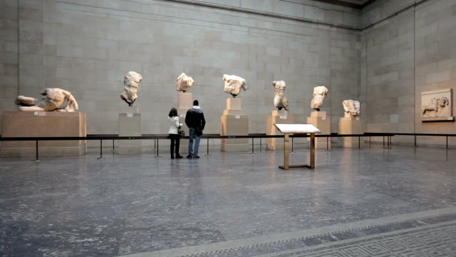 Exhibition Space in British Museum