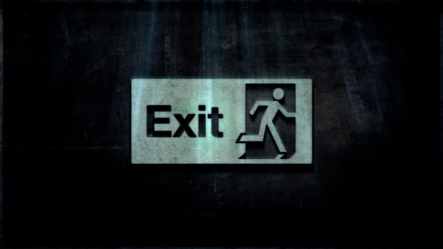 exit texture - fire escape stock videos and b-roll footage
