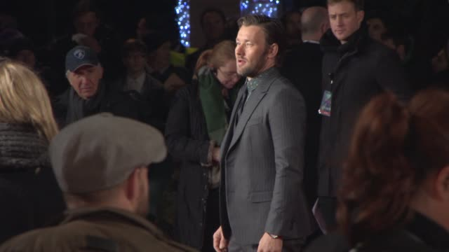 CHYRON 'Exodus Gods and Kings' premiere at Odeon Leicester Square on December 03 2014 in London England