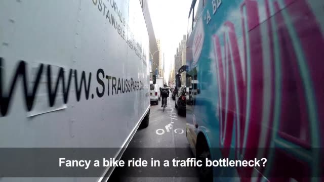 Expanding bike lanes handing out free helmets and making lessons free New York is making great strides in encouraging pedal power at the expense of...