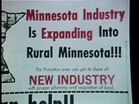 expansion of minnesota industry, usa, audio - persuasion stock videos & royalty-free footage