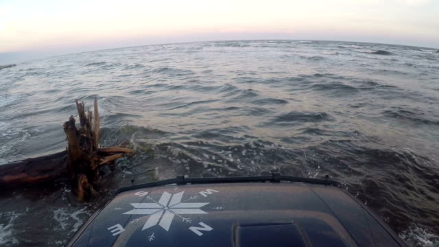 Expedition | White Sea 4x4 Extreme Off-Road in Water