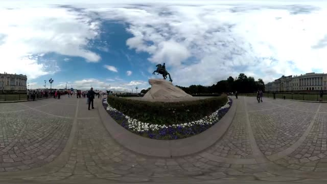 Experience Eastern Europe through a 360VR viewpoint