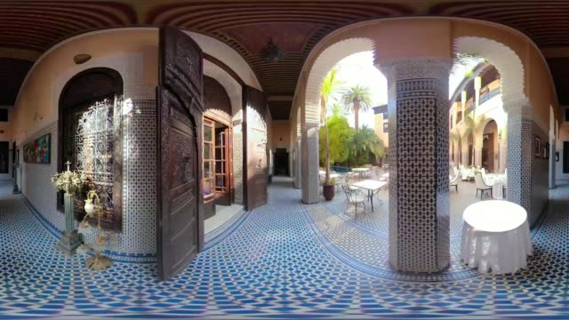 Experience the beauty of Morocco in 360VR