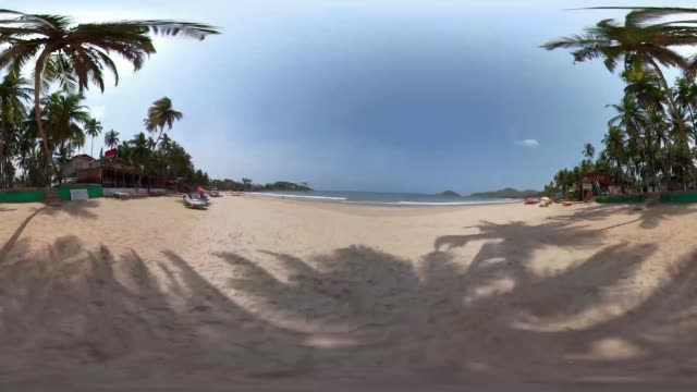 Experiencing a view of Goa through 360 view point