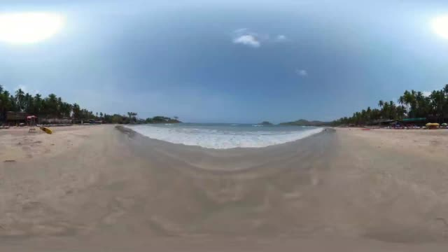 experiencing a view of goa through 360 view point. - 360 stock videos & royalty-free footage