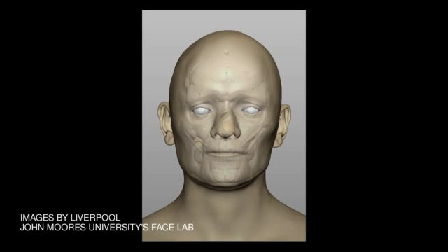 Experts at Liverpool John Moores University's Face Lab have used sophisticated software to reconstruct the face of a 17th Century Scottish soldier...