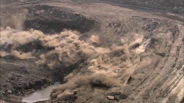 HA WS Explosion at coal mine/ India
