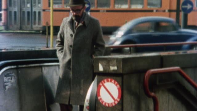 1981 montage export europe/milan, italy† - 1981 bildbanksvideor och videomaterial från bakom kulisserna