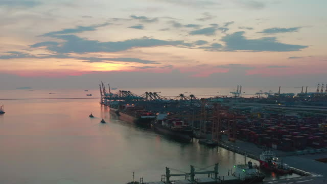 export/import industry - global village stock videos & royalty-free footage