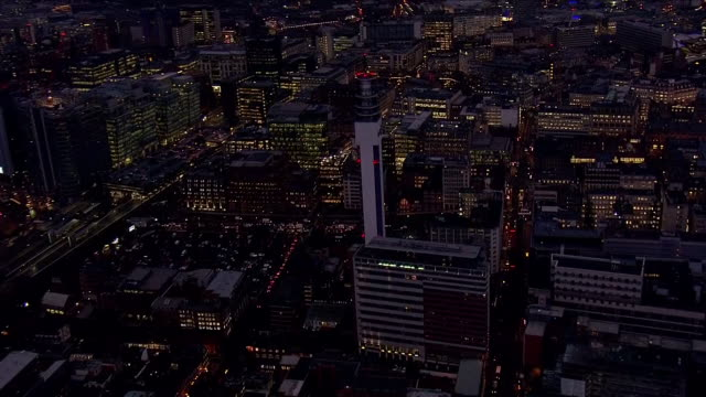 exterior aerial shots of birmingham city centre, england. - birmingham england stock videos & royalty-free footage