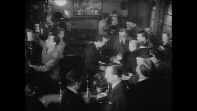 exterior and interior mandrake club; 1959 - 1950 stock videos & royalty-free footage
