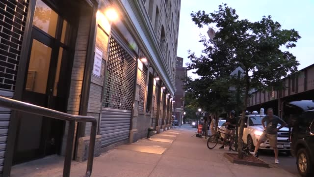 Exterior B roll of Cayuga center at 1916 Park Ave in East Harlem housing 239 children in secret locations Immigrant children separated from their...