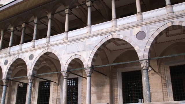 vídeos y material grabado en eventos de stock de exterior mosque turkey - religión