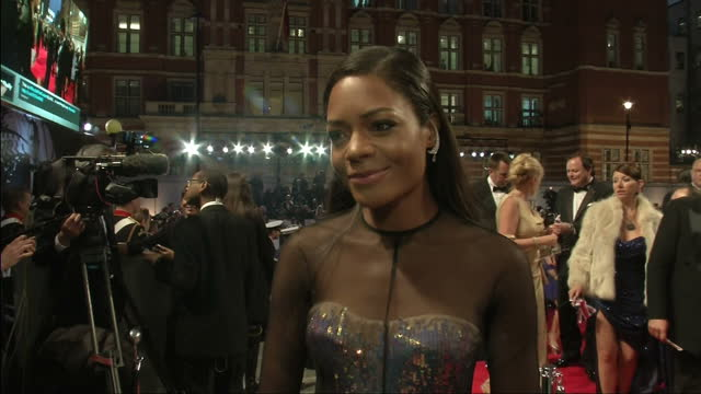 Exterior night shots Naomie Harris speaks on working on a James Bond film keeping plot twists a secret Naomie Harris Speaks about Working on Skyfall...