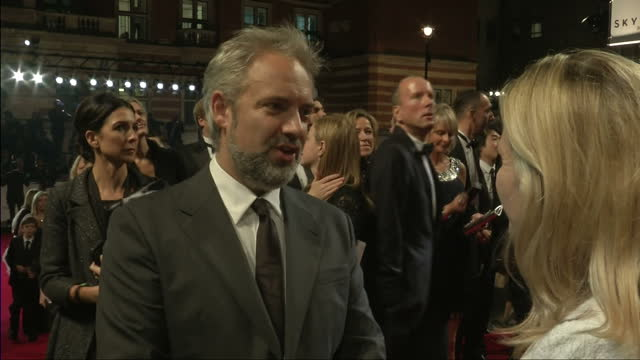 Exterior night shots Sam Mendes Director of Skyfall talks about his vision for James Bond Sam Mendes Talks about His James Bond Vision on October 23...